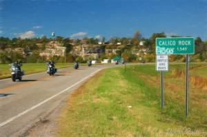 Calico Rock Bikers T W