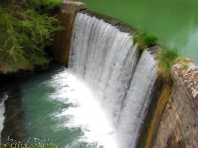 Mirror Lake Falls 1