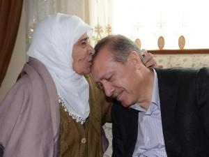 La foto di Erdogan