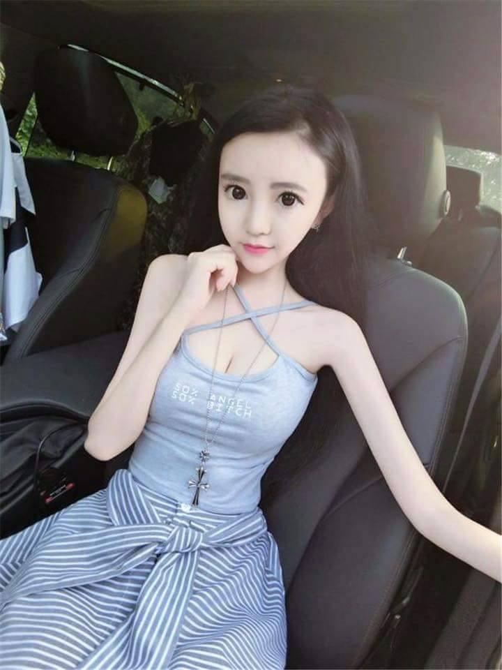 Le Foto Di Una Ragazza Cinese Di 15 Anni E 20Kg Solo -2978