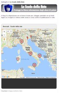 """La nota battaglia di Beppe Grillo """"Scudo della Rete"""" in difesa dei blogger"""