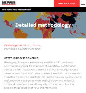 rsf-metodologia