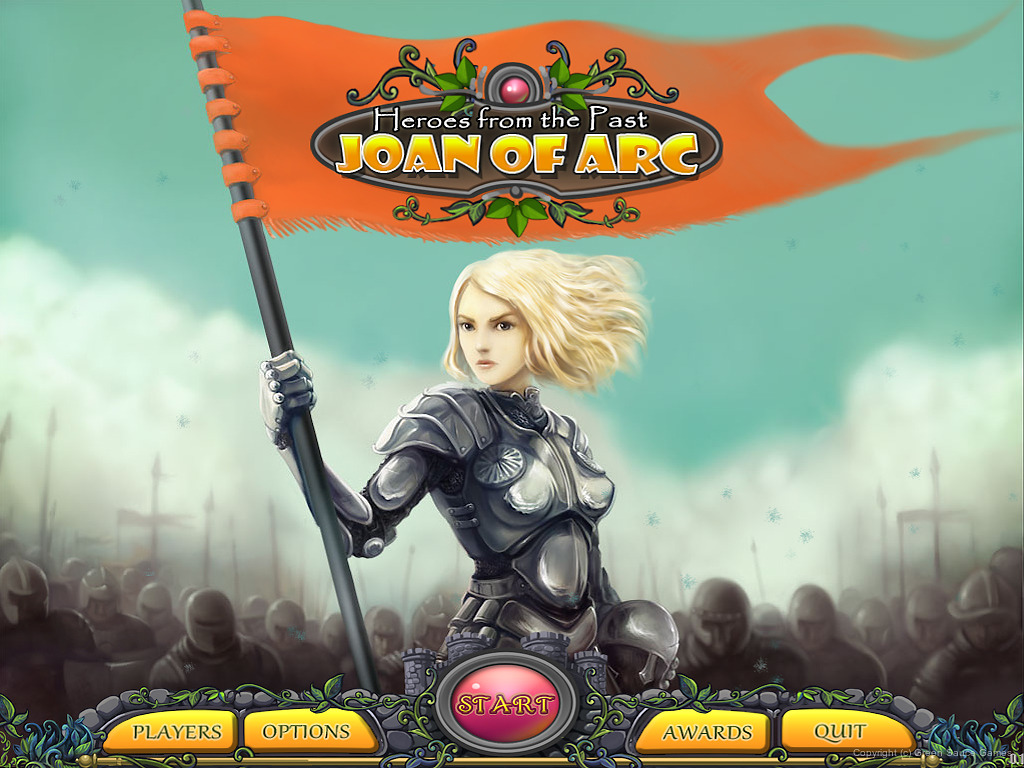 Joan Of Arc Heroes Of The Past