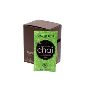 Tortoise Green Tea Chai David Rio