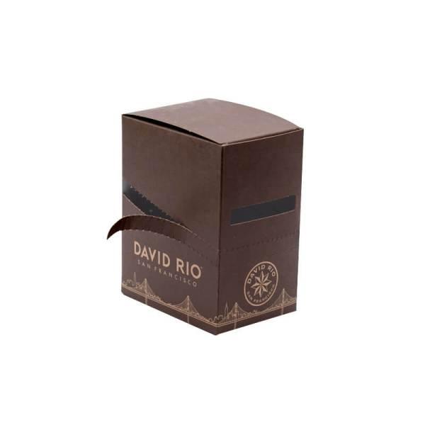 David Rio Chai Latte Box Pack Semi Abierto