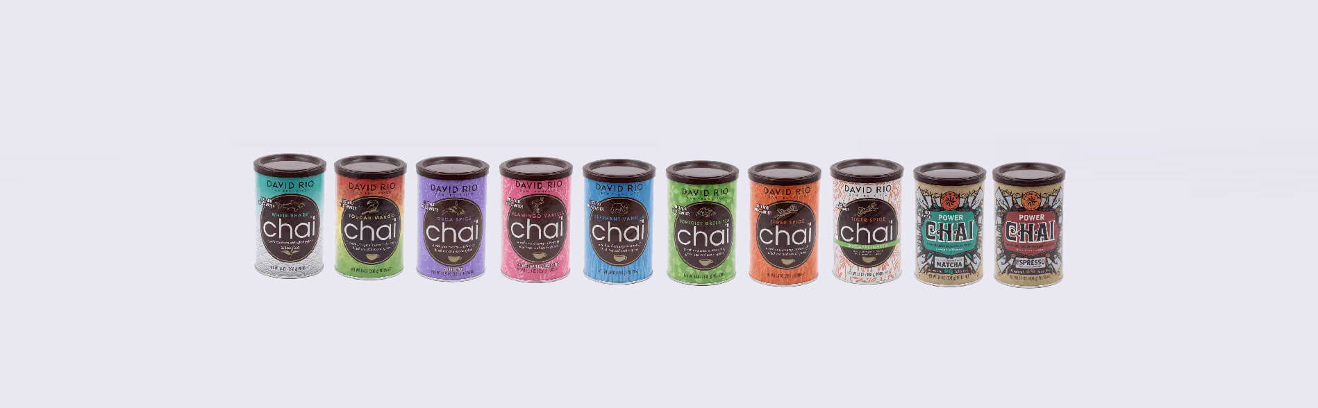 Chai Latte David Rio San Francisco Tienda Online en España