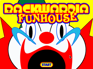Backwardia Funhouse