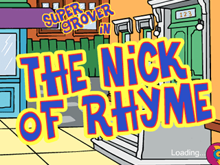 The Nick of Rhyme