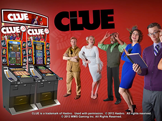 Clue Slot Game
