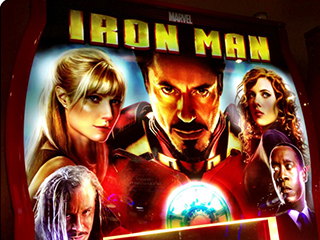 Iron Man Slot Game