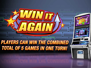 Win It Again Slot Game