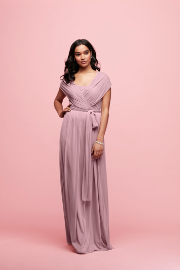 How to Style Convertible Bridesmaid Dresses   David s Bridal These versatile dresses give you a closet full of options you can wear  beyond the wedding