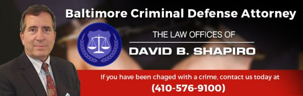Drug Crime Attorney in Baltimore MD