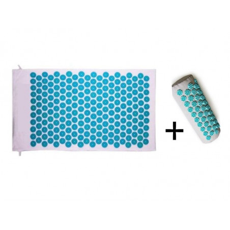 pack coussin tapis acupression clisom