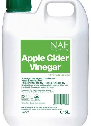 NAF APPLE CIDER VINEGAR 5L-0