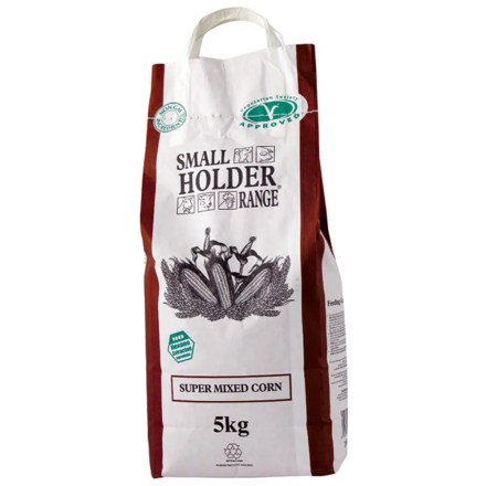 ALLEN & PAGE GROWERS PELLETS 5KG-0