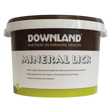 DOWNLAND ORGANIC SHEEP BUCKET 25KG-0