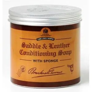 BRECKNALL TURNER SADDLE SOAP-0