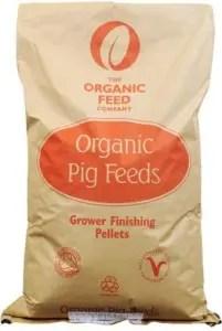 ORGANIC PIG GROWER FINISHER PELLETS 20KG-0
