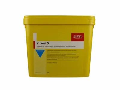 DUPONT VIRKON DISINFECTANT -0