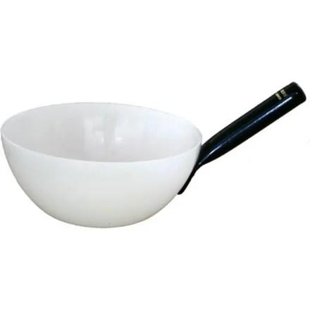 STUBBS PLASTIC FEED SCOOP WHITE-0