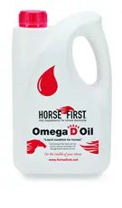 HORSE FIRST OMEGA D OIL 2L-0