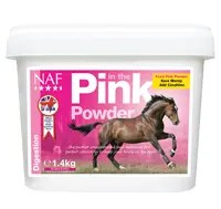 IN THE PINK POWDER -0