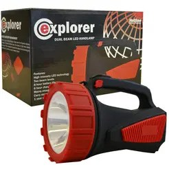 HOTLINE EXPLORER RECHARGEABLE TORCH-0