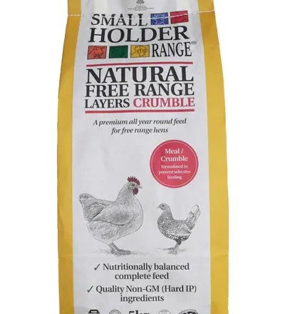 ALLEN & PAGE LAYERS CRUMBLE 5KG-0