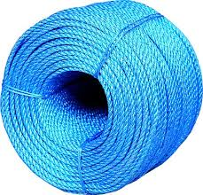 BLUE POLYPROP ROPE 12MM X 220M-0