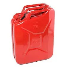 JERRY CAN 20L RED-0