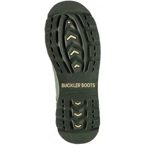 BUCKLER BUCKBOOTZ SAFETY WELLINGTON BOOTS-8287