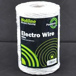 HOTLINE PADDOCK 6 STRAND ELECTRO WIRE 500M-0