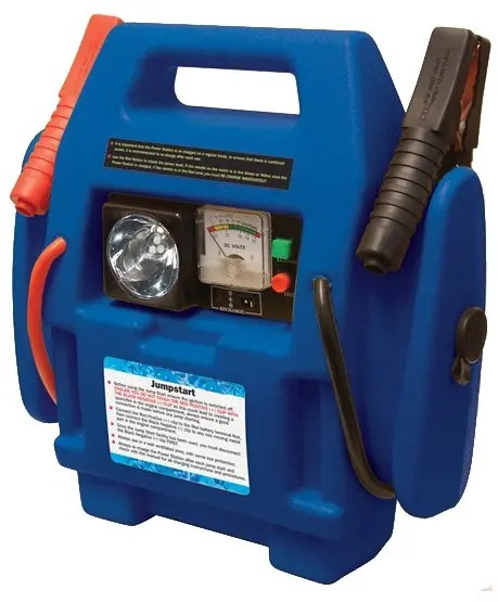 BATTERY JUMP STARTER WITH AIR COMPRESSOR-0