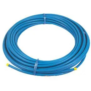 MDPE BLUE PIPE 100M / 25MM-0