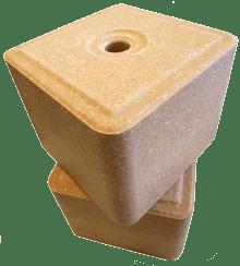 DOWNLAND CATTLE SALT LICKS 2 X 10KG-0