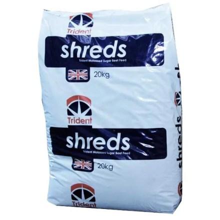BEET PULP SHREDS 20KG ( Bulk bagged 60 x 20kg or more )-0