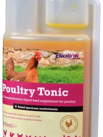 BIOLINK POULTRY TONIC 500ML-0