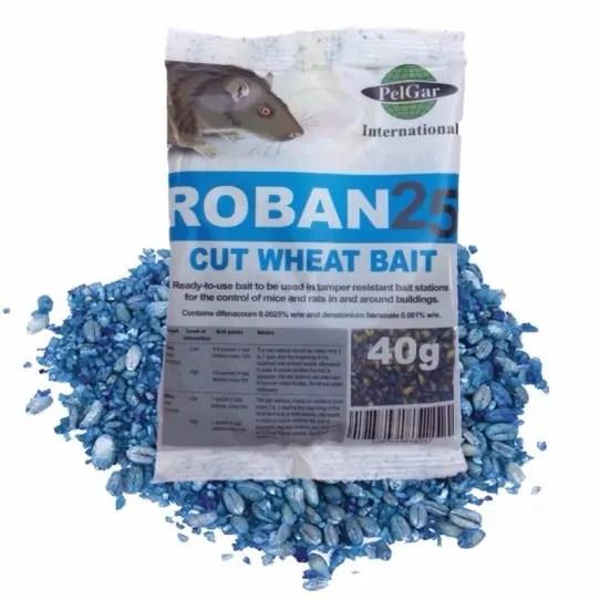 ROBAN 25 CUT WHEAT 40G ( AMATEUR USE )-0
