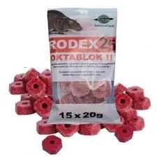 RODEX 25 BLOCK 300G ( AMATEUR USE )-0