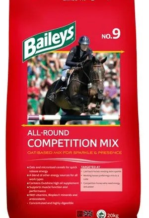 BAILEYS 9 ALL ROUND COMPETITION MIX 20KG-0
