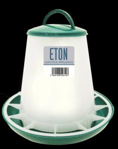 ETON POULTRY FEEDER 1KG-0