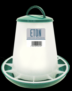 ETON POULTRY FEEDER 6KG-0