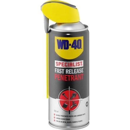 WD40 SPECAILIST FAST RELEASE PENETRANT AEROSOL 400ML-0
