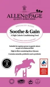 ALLEN & PAGE SOOTHE & GAIN 20KG-0