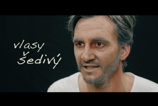 Petr Lüftner – Vlasy šedivý [hudební videoklip]