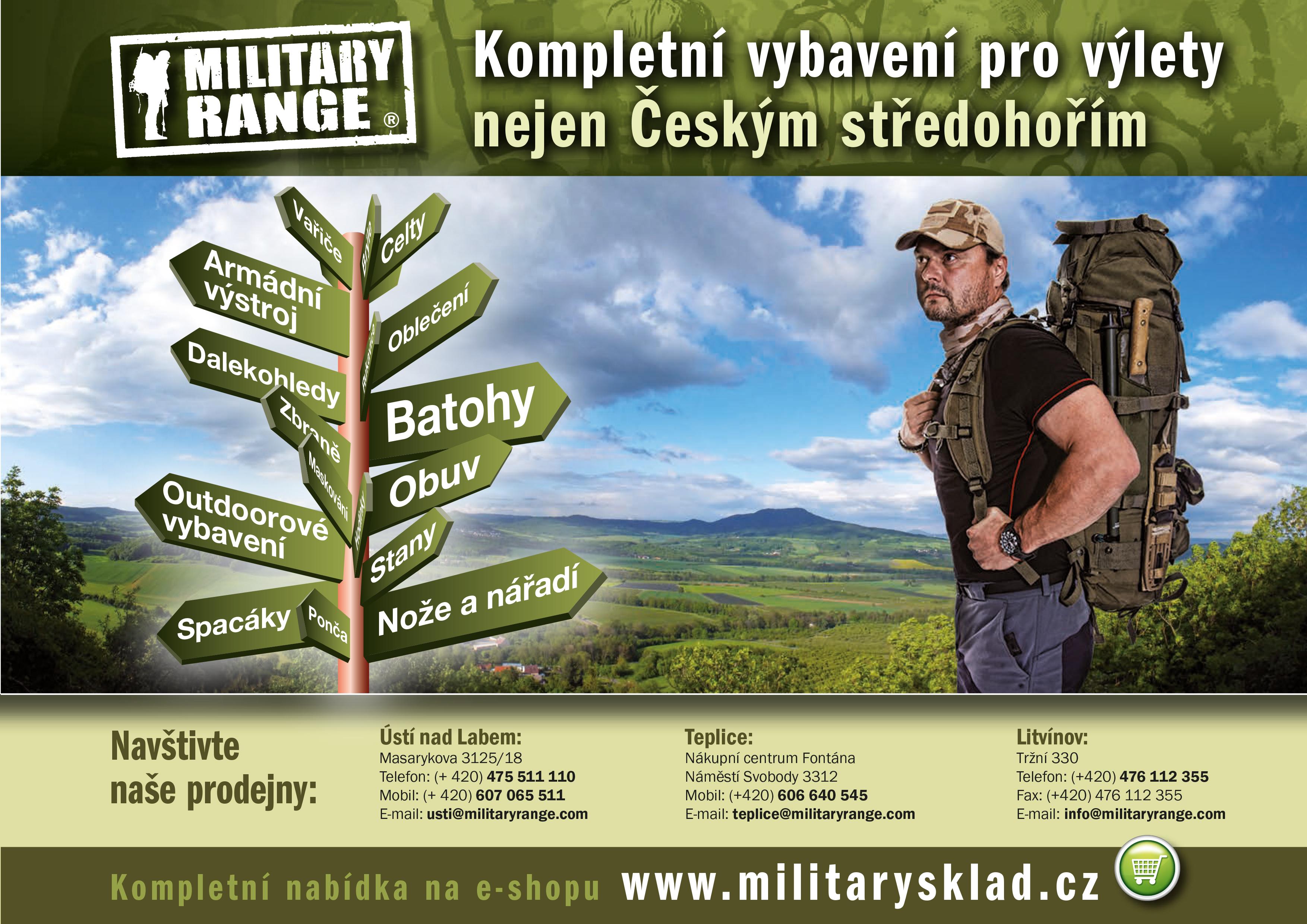 Military Range