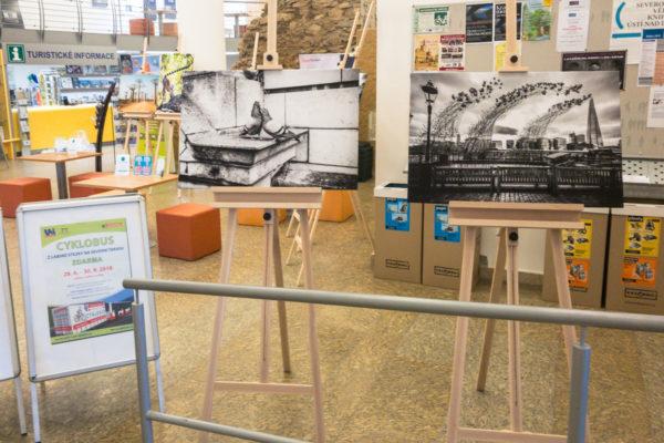 David Surý – Moje obyčejné cesty do neobyčejného světa Ústí nad Labem