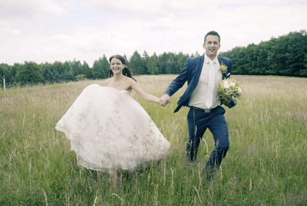 Martina & Lukáš Kristin Hrádek svatba