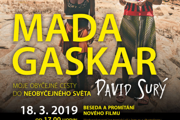 Madagaskar výstava info centrum Ústí nad Labem